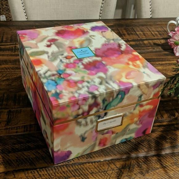 872dcd8c8c1b62 Kate Spade Giverny Nesting Box